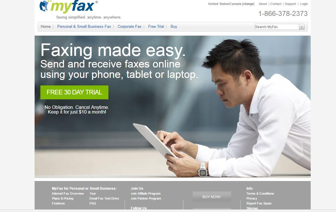 eFax vs  MyFax vs  HelloFax: Fax Services Compared